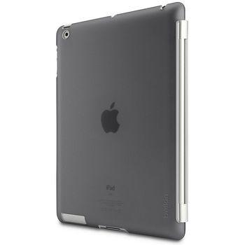 Belkin ochranný kryt Snap Shield pro nový iPad 3, černý (F8N744cwC00)
