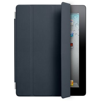 Apple iPad Smart Cover Leather Navy