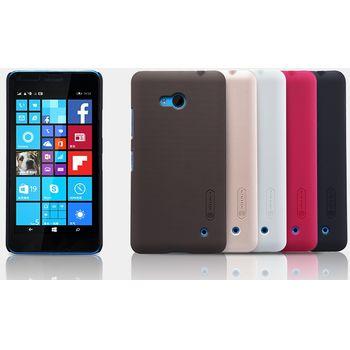 Nillkin zadní kryt Super Frosted pro Nokia Lumia 640, černý