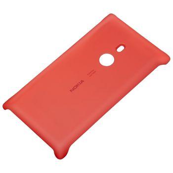 Nokia CC-3065 kryt pro bezdrátové nabíjení Lumia 925 červená