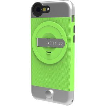 Ztylus Metal kryt se stojánkem pro iPhone 6S Plus/6 Plus, zelený