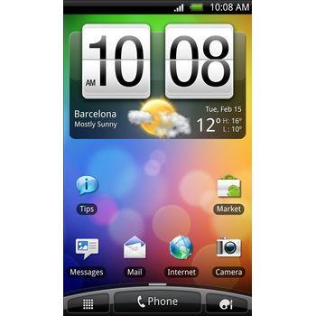 HTC Desire S modrá + kapacitní stylus