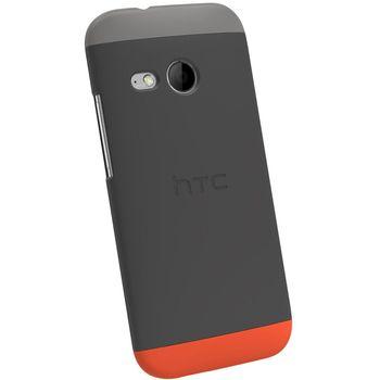 HTC Double Dip kryt HC C971 pro HTC One mini 2, šedé