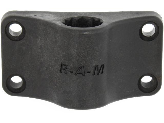 obsah balení RAM Mounts držák rybářského prutu  RAM-ROD™ Light-Speed™s montážním úchytem pro svislou montáž na zábradlí, RAP-114-370-U