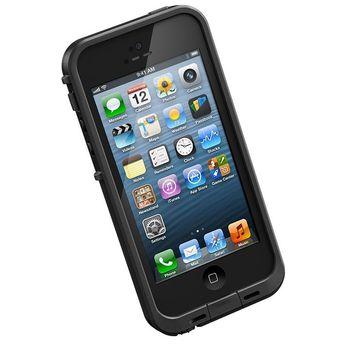 Lifeproof odolné pouzdro pro iPhone 5 - černá