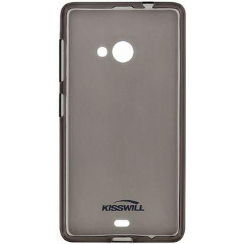 Kisswill TPU pouzdro pro HTC Desire 820, černé