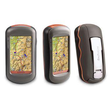 Garmin Oregon 450 + Topo Czech + microSD + Solární nabíječka Solarmonkey-Adventurer
