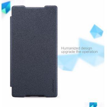 Nillkin pouzdro Sparkle Folio pro Sony E6853 Xperia Z5 Premium, černé