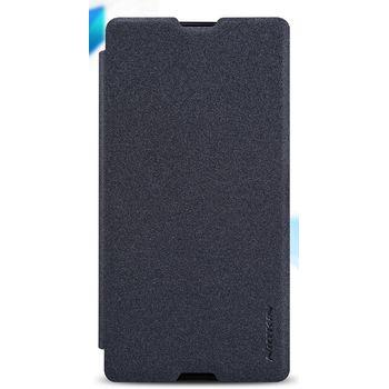 Nillkin pouzdro Sparkle Folio pro Sony E5603 Xperia M5, černé