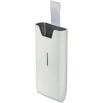 Nokia CP-503 pouzdro kožené pro Nokia N8 bílé