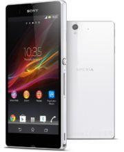 Sony Xperia Z - bílá