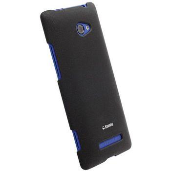 Krusell hard case - ColorCover - HTC 8X (černá)