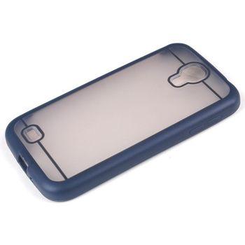 Jekod TPU silikonový kryt Galaxy S4, černá