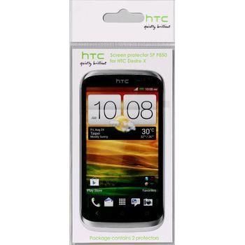 HTC ochranná fólie SP P850 pro HTC Desire X (2ks)