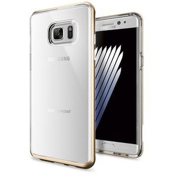 Spigen ochranný kryt Neo Hybrid Crystal pro Galaxy Note 7, zlaté