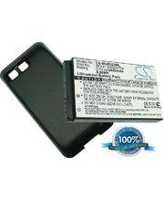 Baterie (ekv. BF5X) Motorola Defy+ MB526 / Defy MB525, rozšířená včetně krytu, 2400mAh