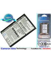 Baterie pro Samsung Star II, S5620 Monte, B3410, C5510, Li-ion 3,7V 650mAh