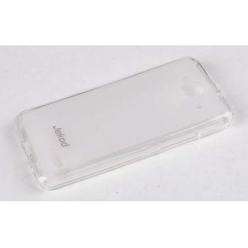 Jekod TPU silikonový kryt Alcatel 6012 Idol Mini, bílá