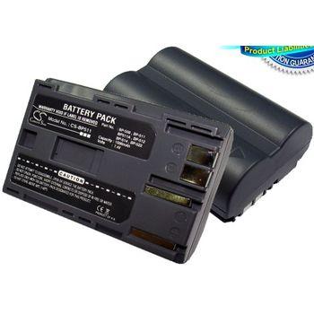 Baterie (ekv. BP-511) pro Canon PowerShot řady G3, G6, Pro1, Li-ion 7,4V 1500mAh