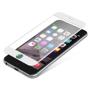 invisibleSHIELD Glass Luxe pro Apple iPhone 6 / 6S - bílé