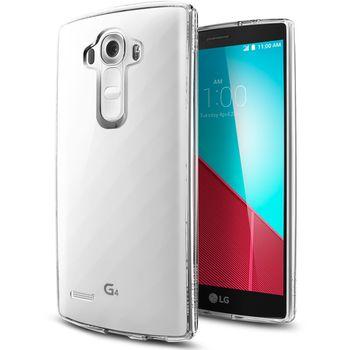 Spigen tenký kryt Ultra Hybrid pro LG G4, čirý