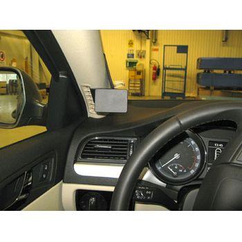 Brodit ProClip montážní konzole pro Škoda Superb 09-15, vlevo na sloupek