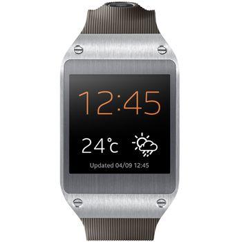 Samsung GALAXY Gear - chytré hodinky šedé
