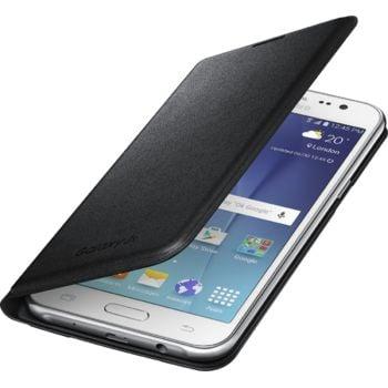 Samsung flipové pouzdro pro Galaxy J3, černé