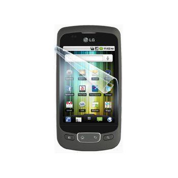 Fólie ScreenShield LG P500 Optimus One - celé tělo