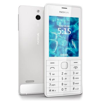 Nokia 515 DualSim bílá, rozbaleno