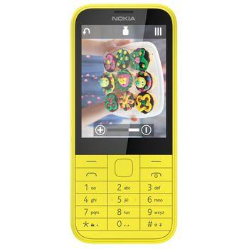Nokia 225 DualSim žlutá