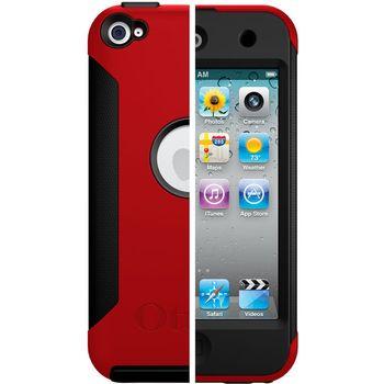 Otterbox - iPod Touch 4 Commuter červeno/černá barva