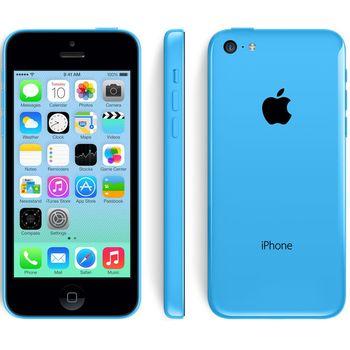 Apple iPhone 5C 32GB, modrá