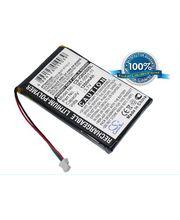 Baterie pro Garmin Nüvi 200, 205, 250W, 255, 255W, 255WT, 270, Li-pol 3,7V 1250mAh