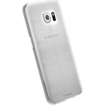 Krusell zadní kryt BODEN pro Samsung Galaxy S7, bílé transparentní