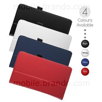Pouzdro s stojánkem Folio Brando pro Nexus 7 (2013), bílé