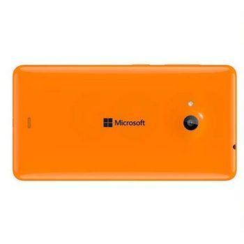 Náhradní díl kryt baterie pro Microsoft Lumia 535, oranžový
