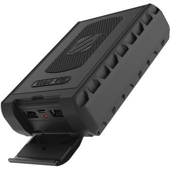 Scosche odolná záložní baterie GOBAT 6000 RUGGED, černá