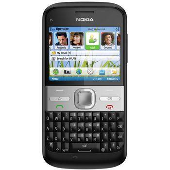 Nokia E5 Carbon Black