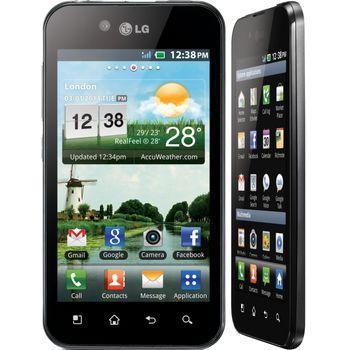 LG P970 Optimus Black TM