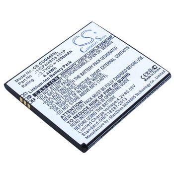 Baterie pro Cube1 G44 (ekv.1ICP4/48/53 1S1P), Li-ion 3,7 V, 1200 mAh