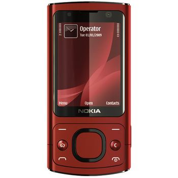 Nokia 6700 slide Red (2GB)