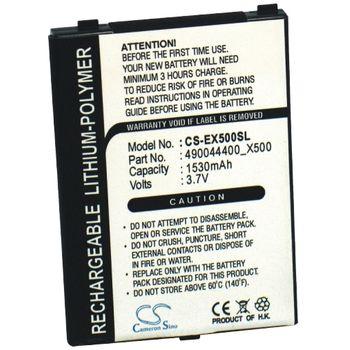 Baterie pro E-ten X800,M800,M750,M810, Li-pol 3,7V 1600mAh