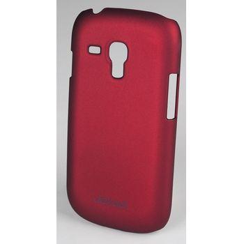 JEKOD Super Cool Pouzdro pro Samsung Galaxy S III mini - červená