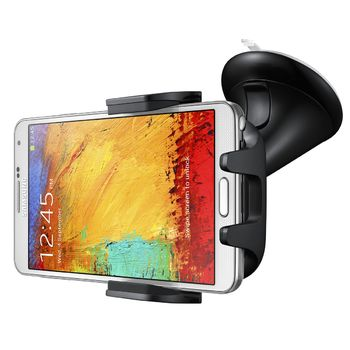 """Samsung univerzální držák do auta EE-V200SAB pro telefony 4""""-5.5"""""""