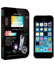 Spigen GLAS.tR prémiové ochranné sklo pro iPhone 5/5S/5C