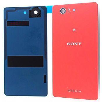 Náhradní díl kryt baterie pro Sony D5803 Xperia Z3 Compact, oranžová