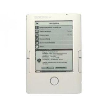 """PocketBook 302 bílý, 6"""" E-ink displej"""