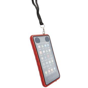 Krusell pouzdro vodotěsné SEaLABox XL - červená-rozbaleno,záruka