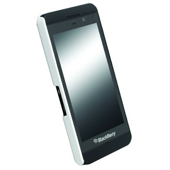Krusell hard case - ColorCover - BlackBerry Z10 (bílá)